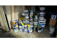 Paint all brand new all types