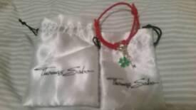 Authentic Thomas Sabo Charm Bracelet