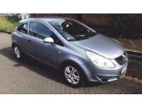 2008 Vauxhall Corsa - 46k miles - 8mo MOT - Service History -1.0 Petrol - 2 preowners cheap car