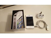 IPHONE 4 8GB WHITE VODAFONE FOR SALE