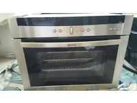 Neff Circo Steam Combination Integrated Oven C47C22N3GB NEW Showroom display NEVER USED