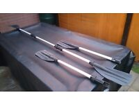 Kayak Canoe Paddle and spares REDUCED PRICE!