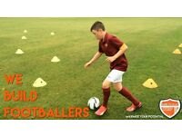 1-2-1 Personal Football Coaching