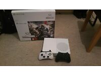 Xbox one S with 1TB and Scuff Gaming controller
