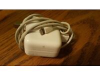 Genuine Apple ipad Charger....
