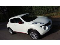 Juke Acenta 1.6 Premium Sports Pack FSH (Nissan) LOW MILEAGE BEST COLOUR, Hpi Clear, Reverse Camera