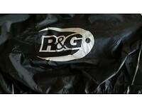 R&G sports motorcycle cover.