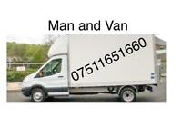 Man and van hire, delivery and removal services cheap prices 24/7 movers short notice nationwide