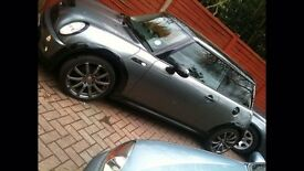 Mini Coopers GTT sport Supercharge Fully loaded