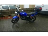 Sinnis motorcycle CC125
