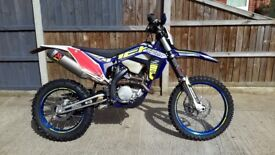 2017 Sherco 300 sefr factory edition enduro / greenlaner