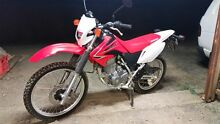 Honda CRF230L 2009 881km Road Registered As New LAMS approved Heathfield Adelaide Hills Preview