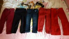 Girls 2-3 trousers