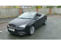 2008 FORD FOCUS 2.0 CC CONVERTIBLE ONLY 60K MILES FULL SERVICE HISTORY