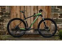 """Chris boardman 29"""" wheel hardtrail bike"""