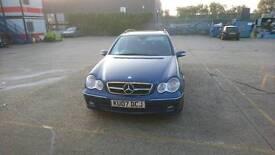 Mercedes c220 estate