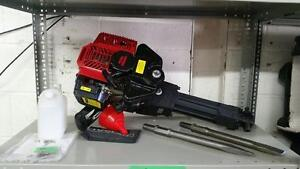 HOC - GAS POWERED JACK HAMMER DEMOLITION BREAKER HEAVY DUTY + FREE SHIPPING !!!