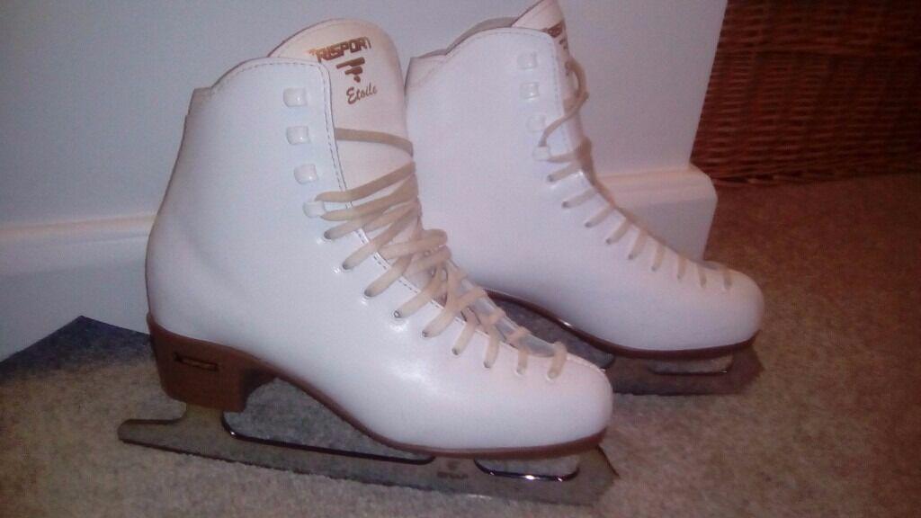Risport Etoile Ladies Size 5.5 Ice skates
