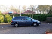 Chrysler grand voyager Limited 7 seater Top spec
