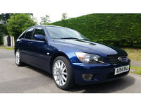 LEXUS IS 200 2.0 Sport 4dr (blue) 2004