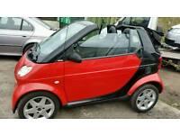 Smart fortwo 0.6 cabrio
