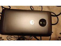 Motorola Moto G5 16GB with 3 GB RAM (Dual Sim) UK SIM-Free Smartphone - Lunar Grey