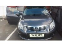 TOYOTA AVENSIS SALOON 2.0 DIESEL M.O.T 12 Months Great Condition 127.000 Mileage