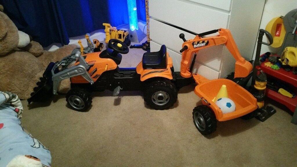 3 & 1 builder max