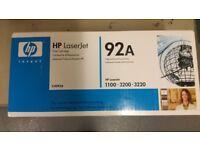92A HP laserjet ink toner