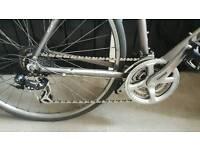 Ridgeback aluminium road bike