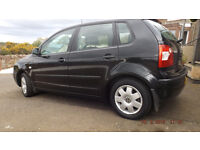 Volkswagen Polo Hatchback 2004 1.4 Twist 5dr