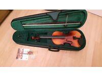 Antoni ACV31 Violin, Case and Starter Kit