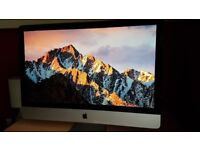 "Apple imac 27"" core i7 12gb ram"