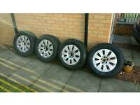 "**REDUCED** 16"" Nokian winter tyres Hyundai / Kia or similar"