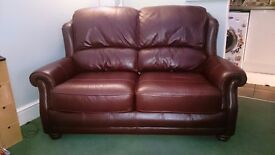 Barely used Wade Vermont 2 seater sofa (medium) £80 ono