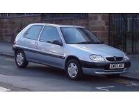 2003 Citroen Saxo 1.1 Forte 3 Door Hatchback, Long MOT, Cheap to run and insure, Must be seen!