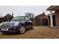 BARGAIN MINI Convertible Convertible (2004 - 2009) R52 1.6 One 2dr, Metallic Purple