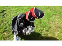 Dunlop Tour Golf Clubs