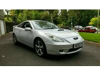 Toyota Celica 140vvti MOT till Jan 2017 Cheapest Here £600