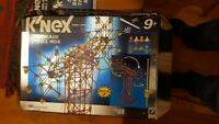 K'NEX sawblade thrill ride building toy