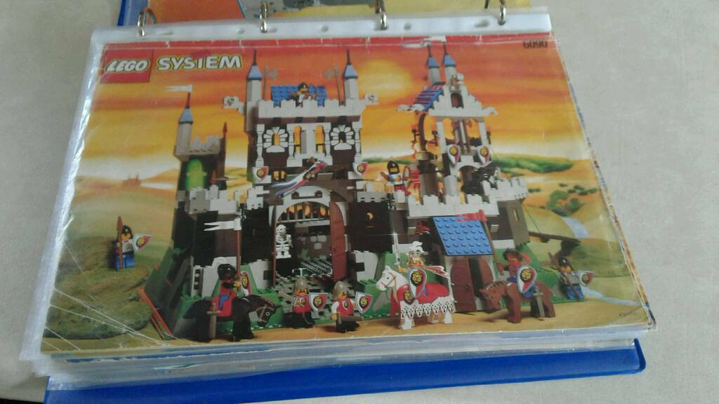 Lego Instruction Manuals In Dronfield Derbyshire Gumtree