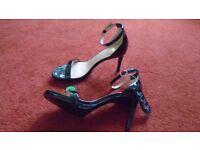 Womens/Crossdresser High Heeled Sandals size 9 EEE (New)