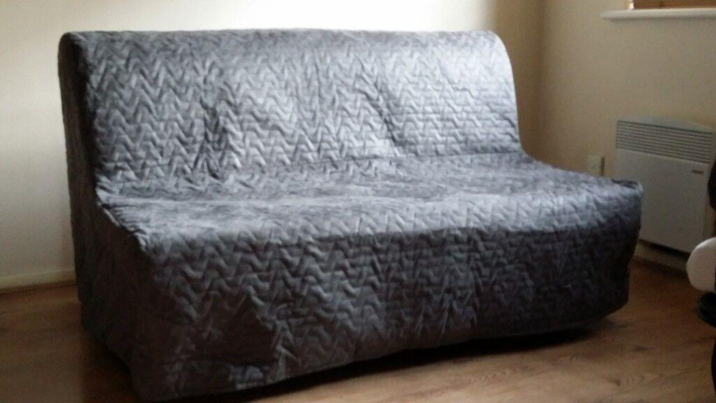 Peachy Ikea Lycksele Lovas Sofabed Sofa Futon Bed Double In Wembley London Gumtree Machost Co Dining Chair Design Ideas Machostcouk