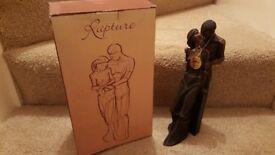 The Leonardo Collection Rapture Figurine Boxed