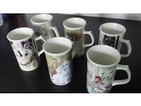 Royal Norfolk Cat Cups/Mugs £5