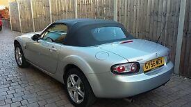 Lovely little Mazda MX5