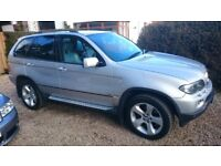 BMW X5 3.0d Sport Edition, Complete with Sat Nav, Full Leather, Heated Elec Seats, New Clutch & DMF