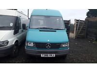 MERCEDES SPRINTER 410D MINI BUS LWB AUTOMATIC