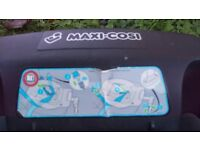 Iso fix base for maxi cosi car seat