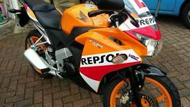 Honda repsol 125cc